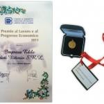 Premio al Lavoro e al Progresso Economico